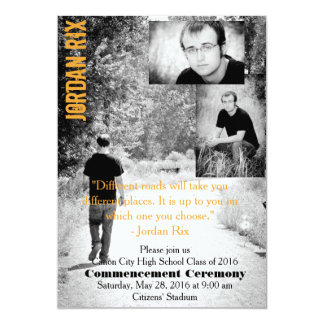 Convite da graduação