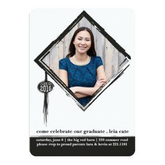 Convite da graduação de Tassle