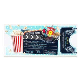 Convite da noite de cinema