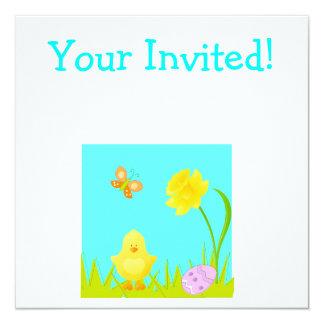 Convite da páscoa