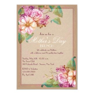 Convite das bagas e das flores