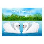Convite das cisnes do amor