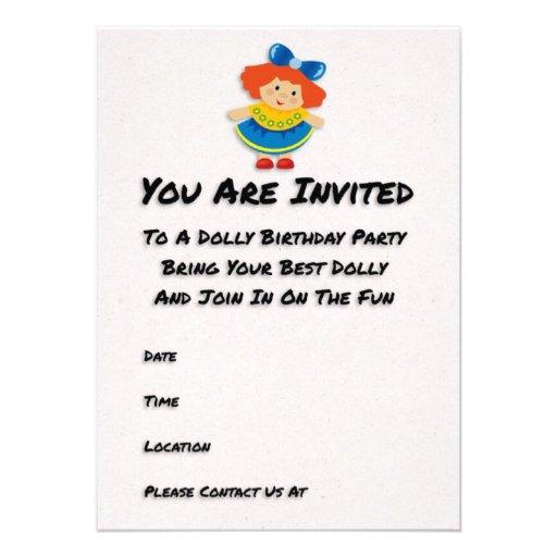 Convite de aniversário da zorra