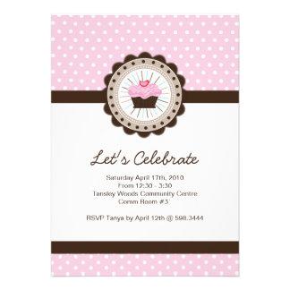 Convite de aniversário lunático