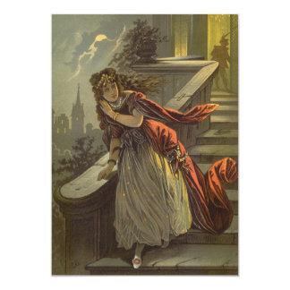 Convite de Cinderella do conto de fadas do