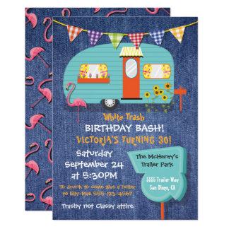 Convite de festas da festança do aniversário do