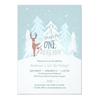 Convite de festas do primeiro aniversario de