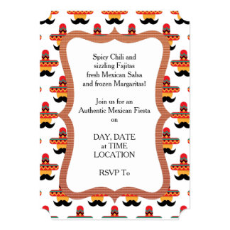 Convite de festas dos homens HHM da vila