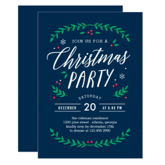 Convite de festas EDITÁVEL da COR do tempo do