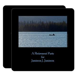 Convite de festas, pescador e filho da