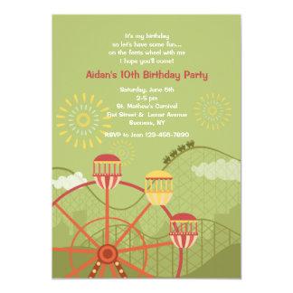 Convite de Luna Park