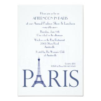 Convite de Paris