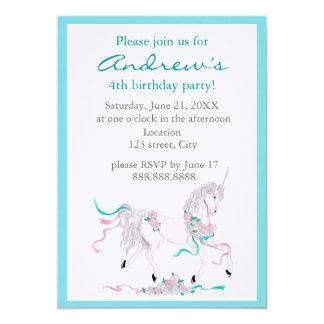 Convite do aniversário da criança