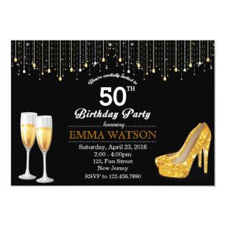 Convite do aniversário de 30 anos
