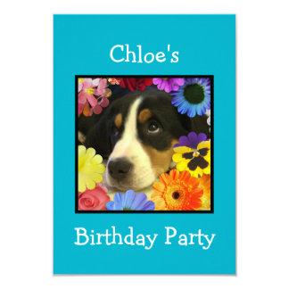 Convite do aniversário de Chloe