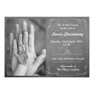 Convite do batismo e do baptismo