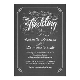 Convite do casamento da arte do poster do quadro