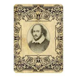 Convite do casamento de Shakespeare