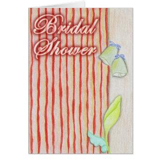 Convite do casamento do conselho cartão de nota