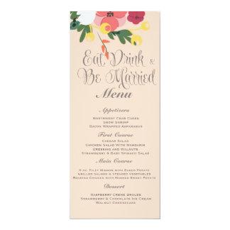 Convite do casamento do frasco de pedreiro -