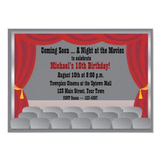 Convite do cinema