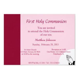 Convite do comunhão