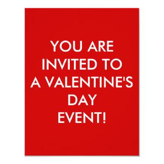 Convite do dia dos namorados