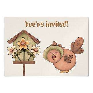 Convite do evento da igreja convite 8.89 x 12.7cm