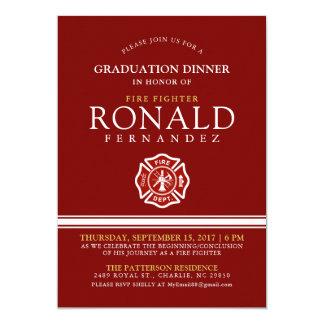 Convite do evento do comensal | da graduação do