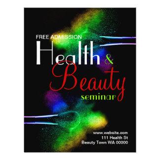 Convite do insecto do seminário da beleza da saúde