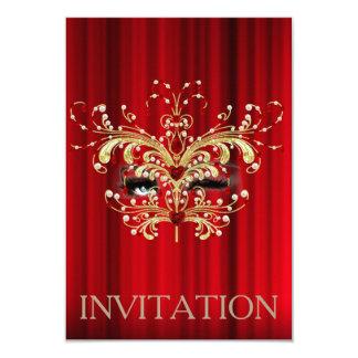 Convite do Musical do teatro de Marilyn Monroe