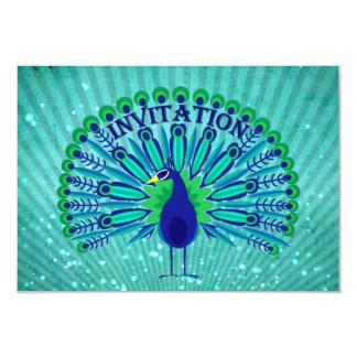Convite do pavão