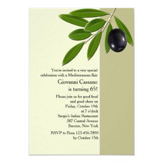 Convite do ramo de oliveira