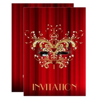 Convite do Vip do partido de surpresa de Marilyn