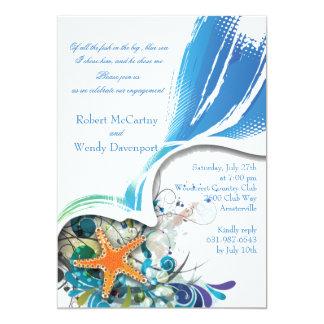 Convite dos peixes da estrela