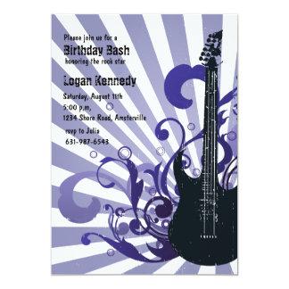 Convite espirituoso da guitarra