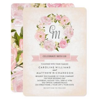 Convite feito sob encomenda do casamento do design