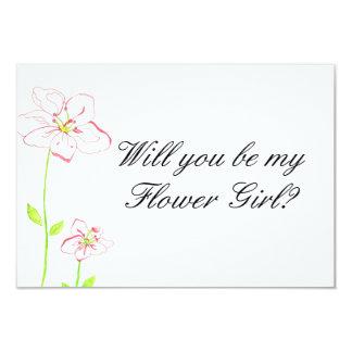 Convite floral do florista do casamento do pêssego