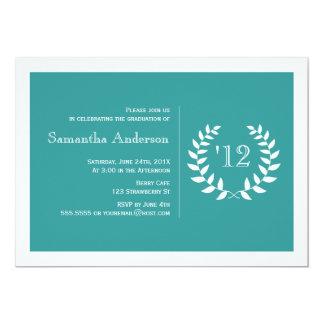 Convite formal da graduação do louro - cerceta