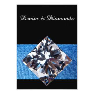 Convite II da sarja de Nimes & dos diamantes