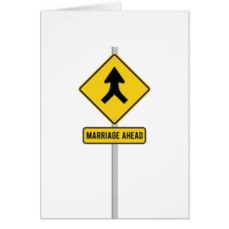 Convite inteligente do cartão de casamento do