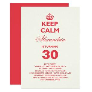 Convites Aniversário De Engraçado Para Aniversário De 30 Anos