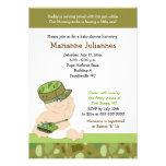 Convite militar do chá de fraldas dos fuzileiros n