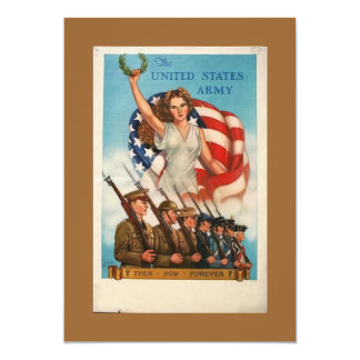 Convite patriótico do poster