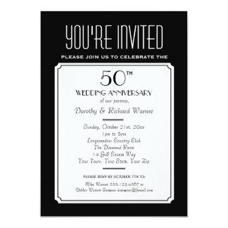 Convite preto do partido, da reunião ou do evento