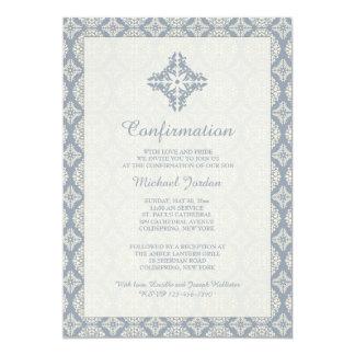 Convite religioso da elegância espiritual