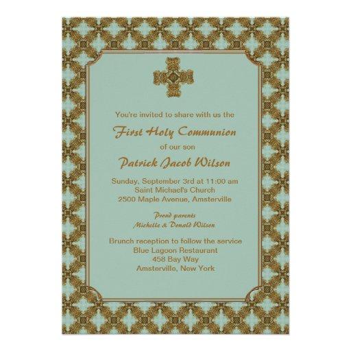 Convite religioso da proeminência