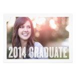 Convite retro da graduação do formando 2014% pipe%