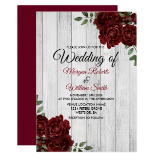 Convite romântico do casamento do rosa rústico de