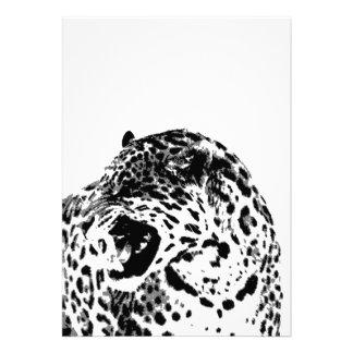Convite rujir Jaguar